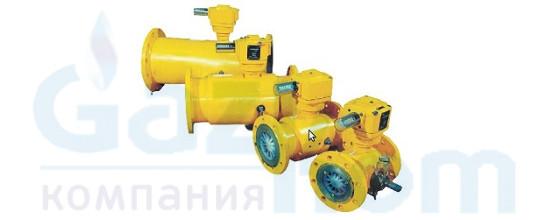 Счетчики газа ЛГК-100-Ex